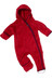 Isbjörn Cozy HighLoft Jumpsuit HappyRed